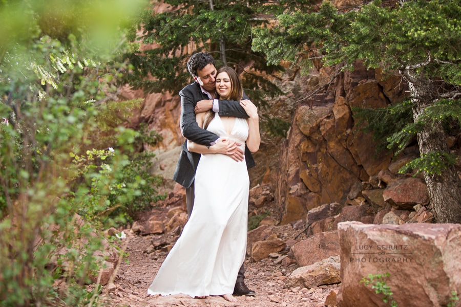 Summer Eldorado Canyon Elopement Shoot – Colorado Wedding Photographer