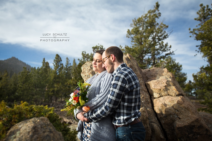 Lily Lake Elopement – RMNP Elopement Photographer