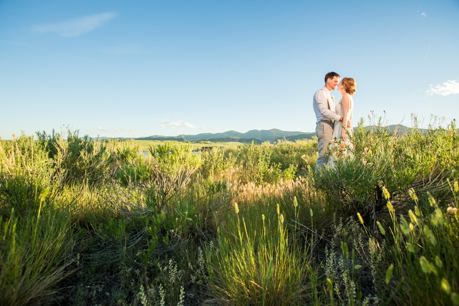 Bear Creek Lake Park Wedding Photos