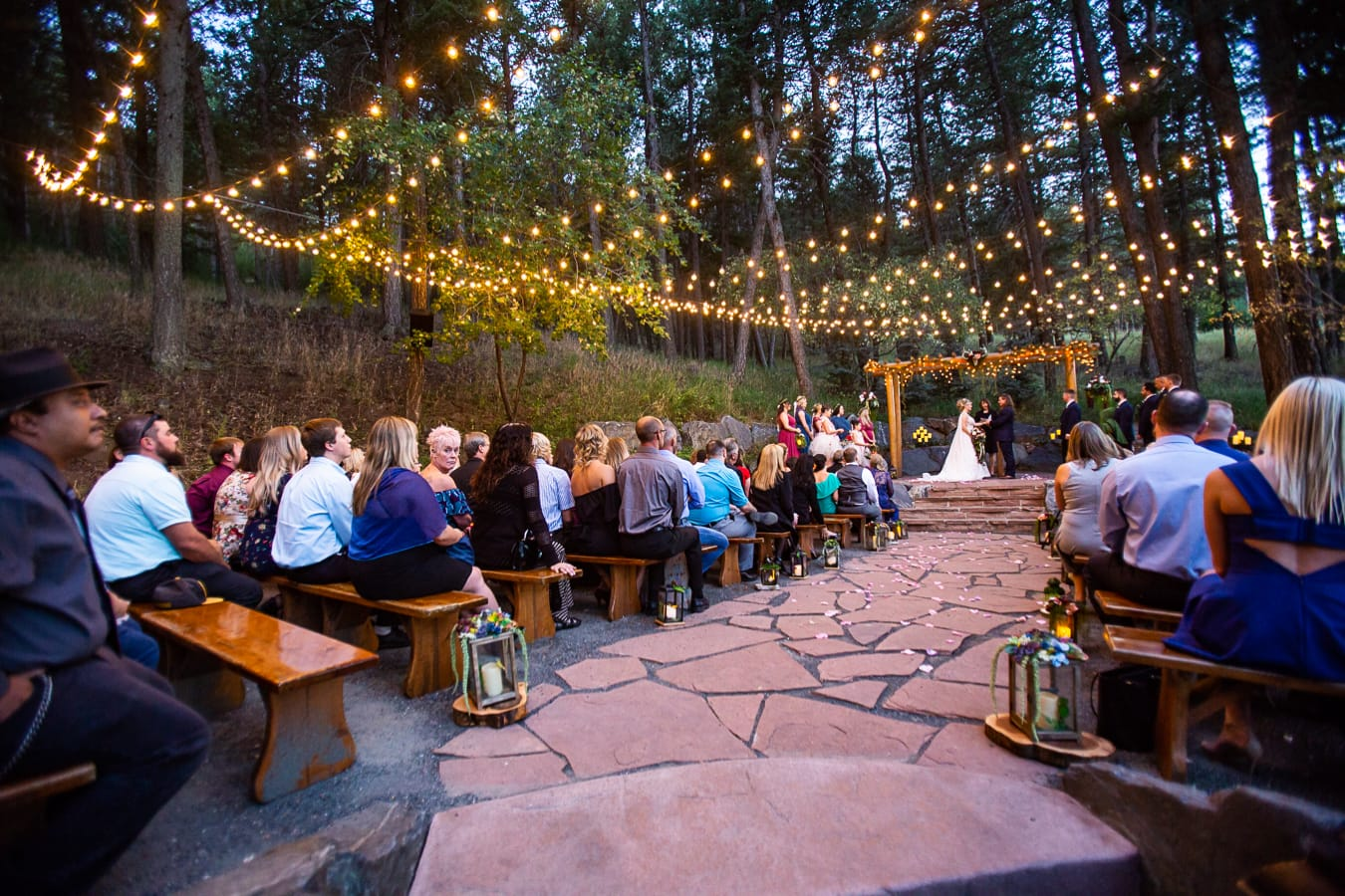 Pines At Genesee Wedding Photos – Colorado Wedding Photographer