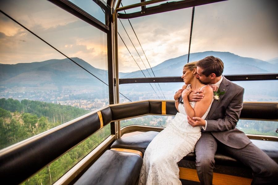 Vail Wedding Deck Ceremony – Sonnenalp Vail Wedding Photographer