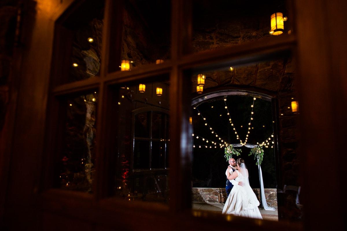 Boettcher Mansion Summer Wedding