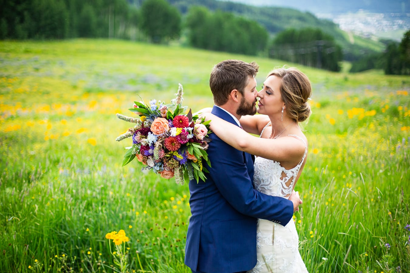 Ten Peaks Wedding Photographer – Crested Butte, Colorado