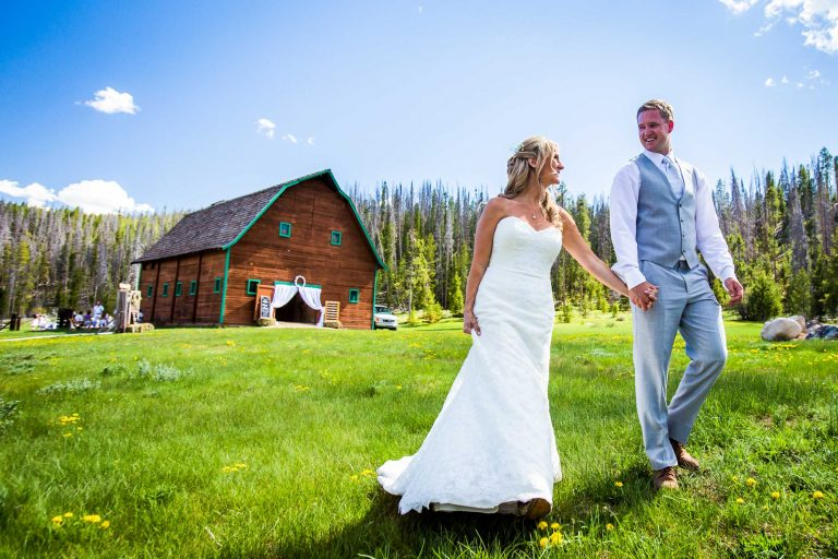 AA Barn Wedding Photos – Colorado Wedding Photographer