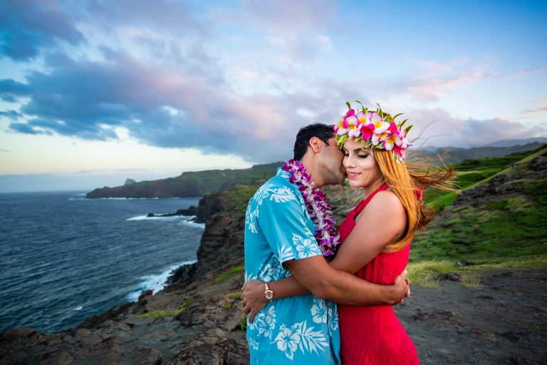 Maui Engagement Photos – Hawaii Destination Photographer