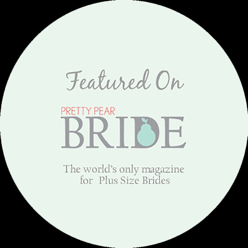 My images have been featured on Pretty Pear Bride.
