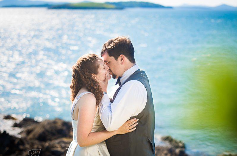 Destination Wedding Photographer, Maine
