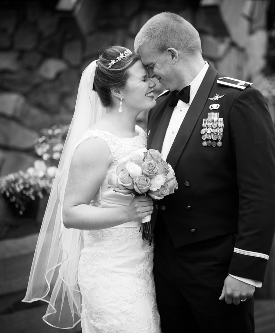 Winter Park Wedding Photographer at Sunspot Lodge