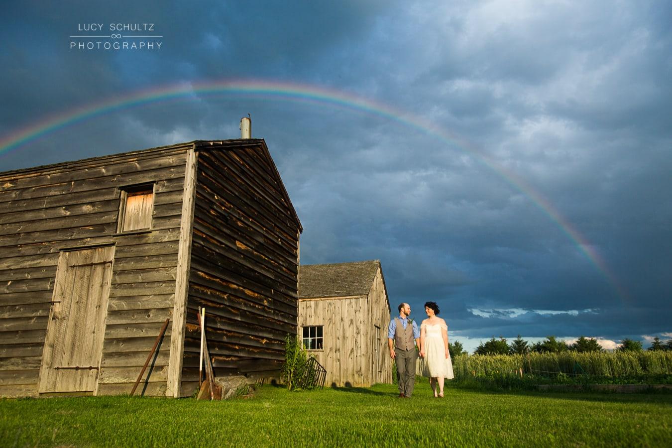 Barn Destination Wedding Photos