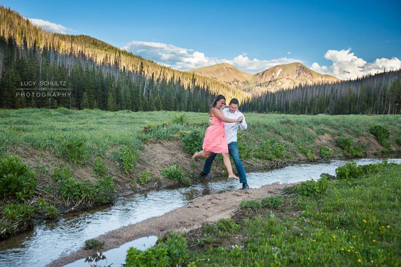 Poudre Canyon Engagement – Colorado Engagement Photographer