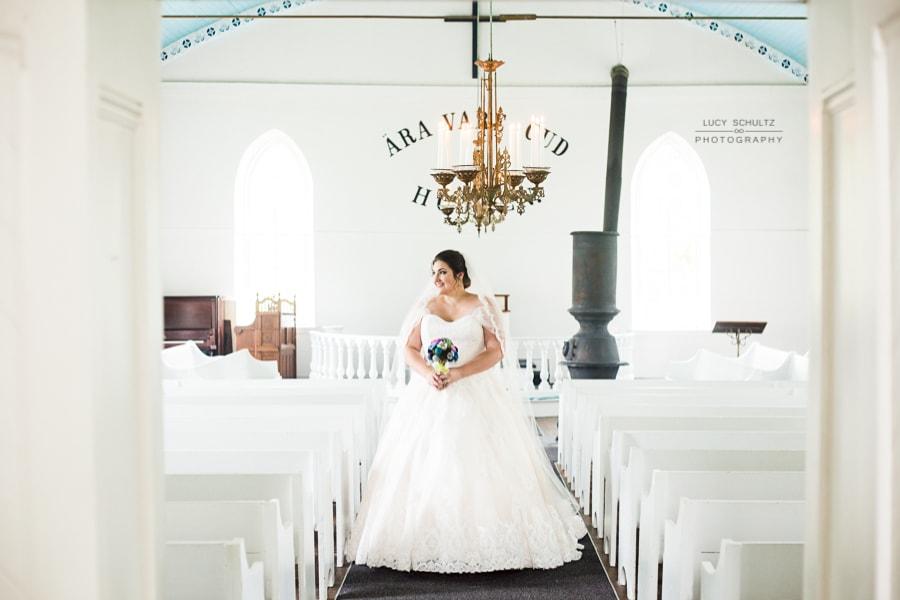 Ryssby Church Wedding Photos