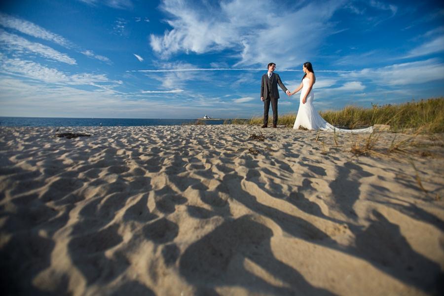 Vineyard Destination Wedding on the Coast