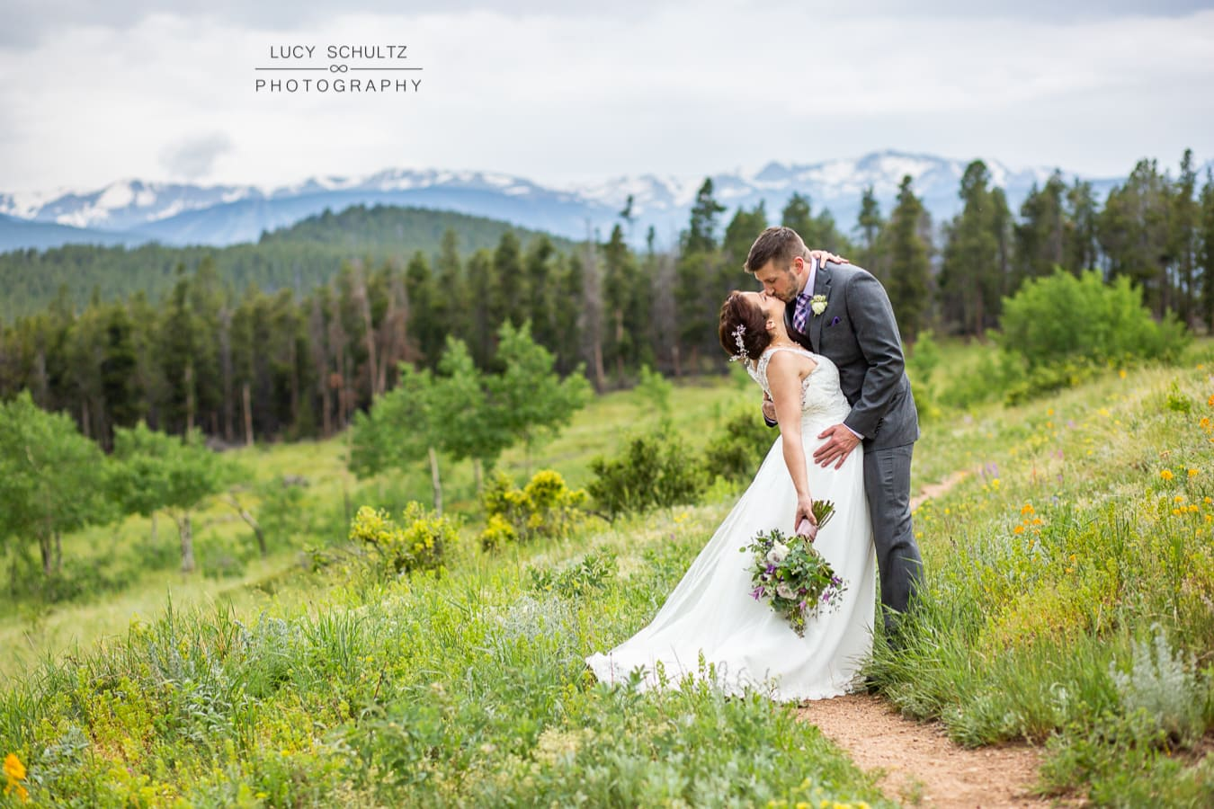 Boulder Small Wedding Photos – Backyard DIY Wedding