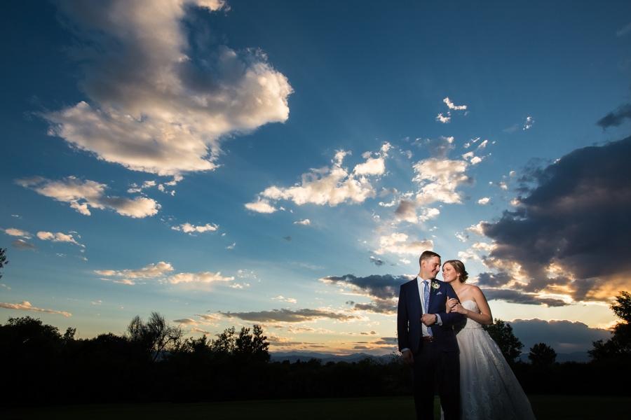 Denver Wedding Photographer at the Wellshire