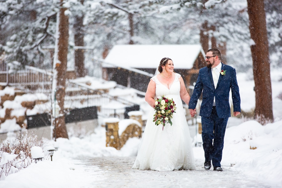 Winter Della Terra Wedding