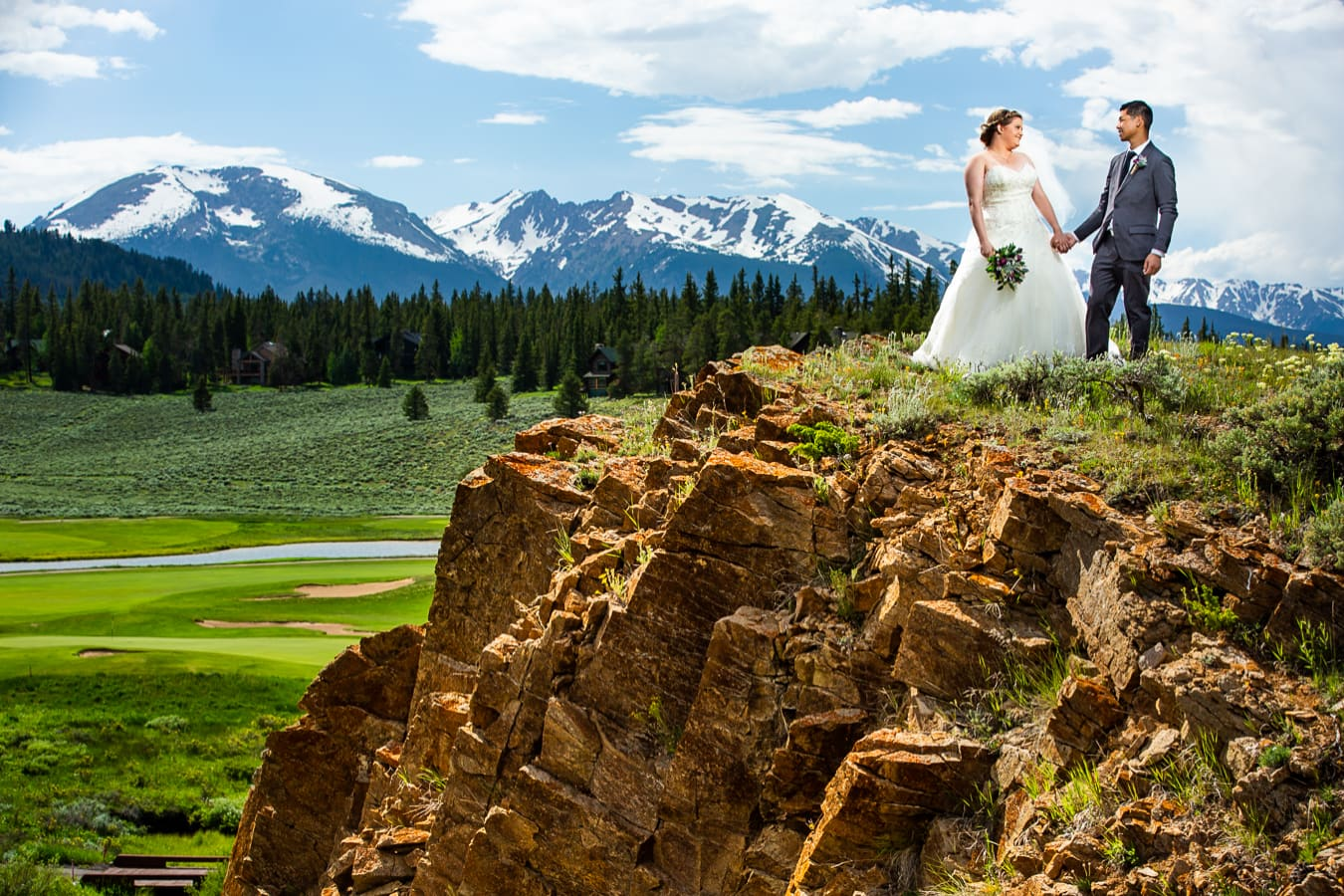 Keystone Ranch Wedding Photos – Summer
