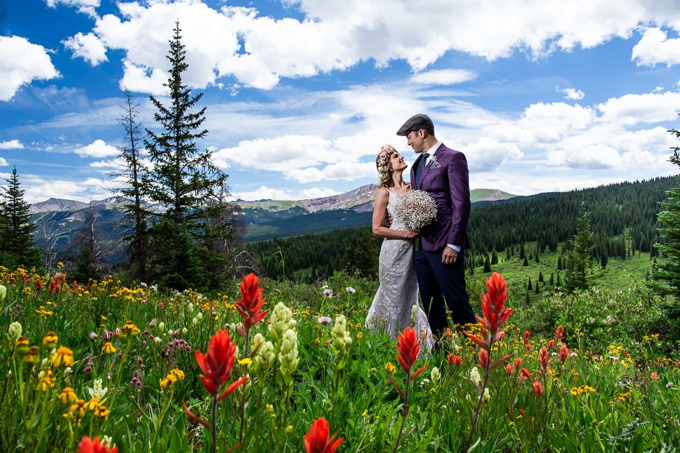 Copper Mountain Wedding Photos – Mountain Wedding Photographer