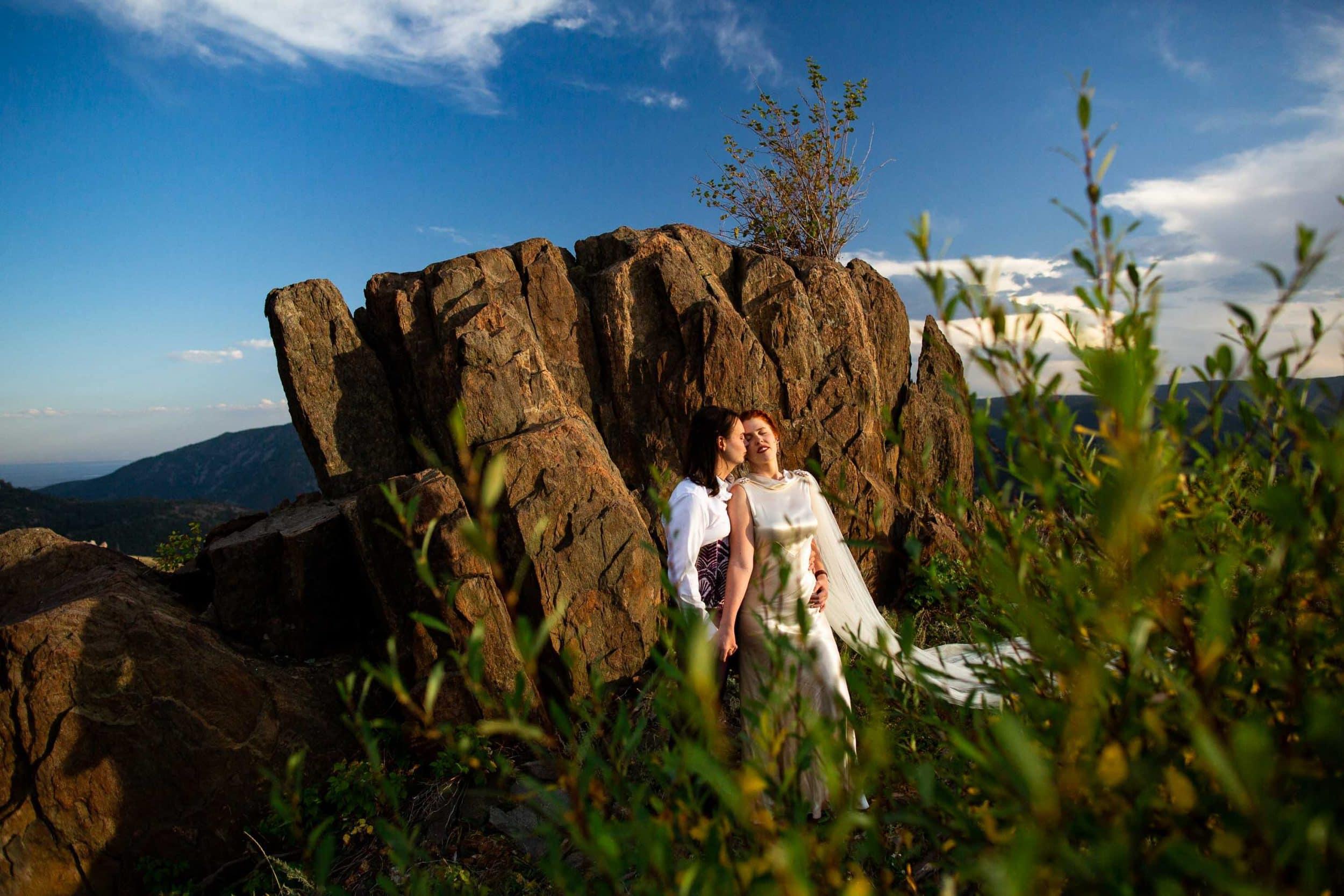 Queer Elopement Photos – Colorado LGBTQ Elopement Photographer