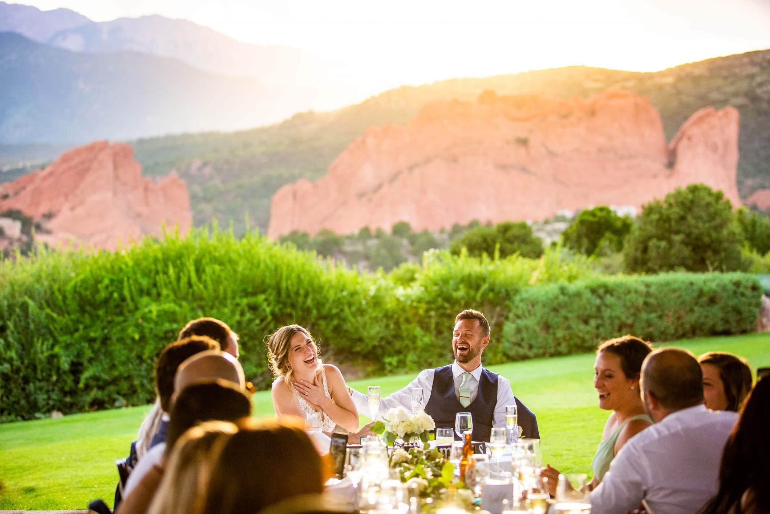 Garden Of The Gods Wedding Photos – Best Colorado Springs Wedding Photographer