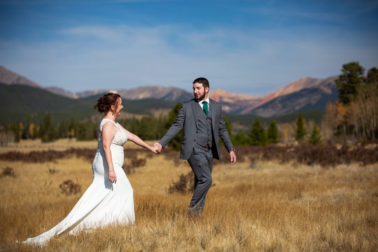 Kenosha Pass Elopement Photos – Colorado Elopement Photographer
