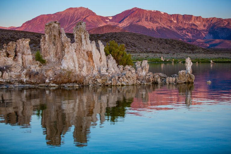 How to Elope at Mono Lake California