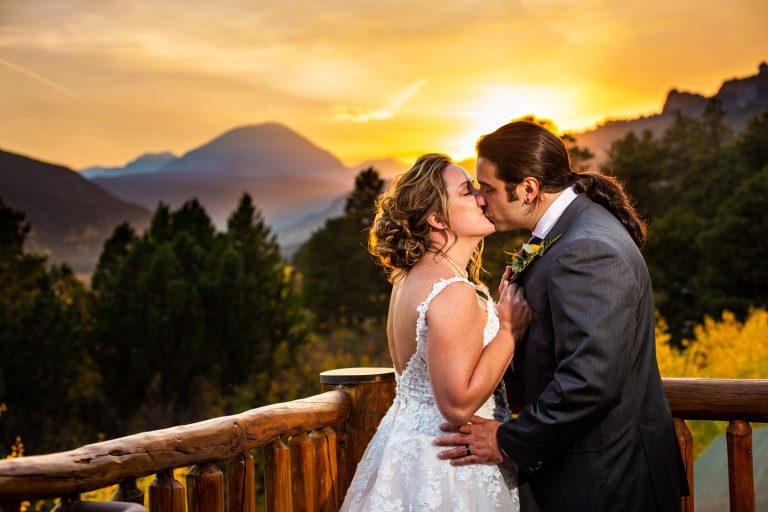 Wild Basin Lodge Fall Elopement – Colorado Elopement