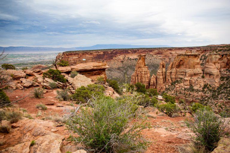 Colorado National Monument Elopement Locations
