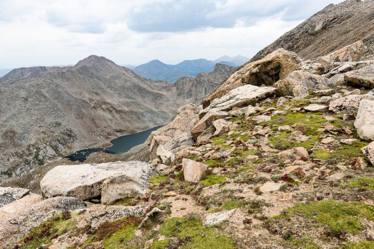 Where to Elope on Mt Evans
